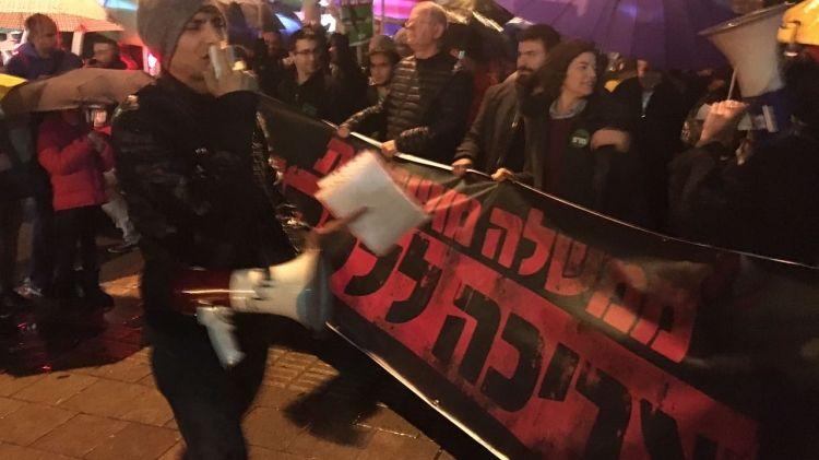 Israël: des centaines de manifestants demandent la démission de Netanyahou
