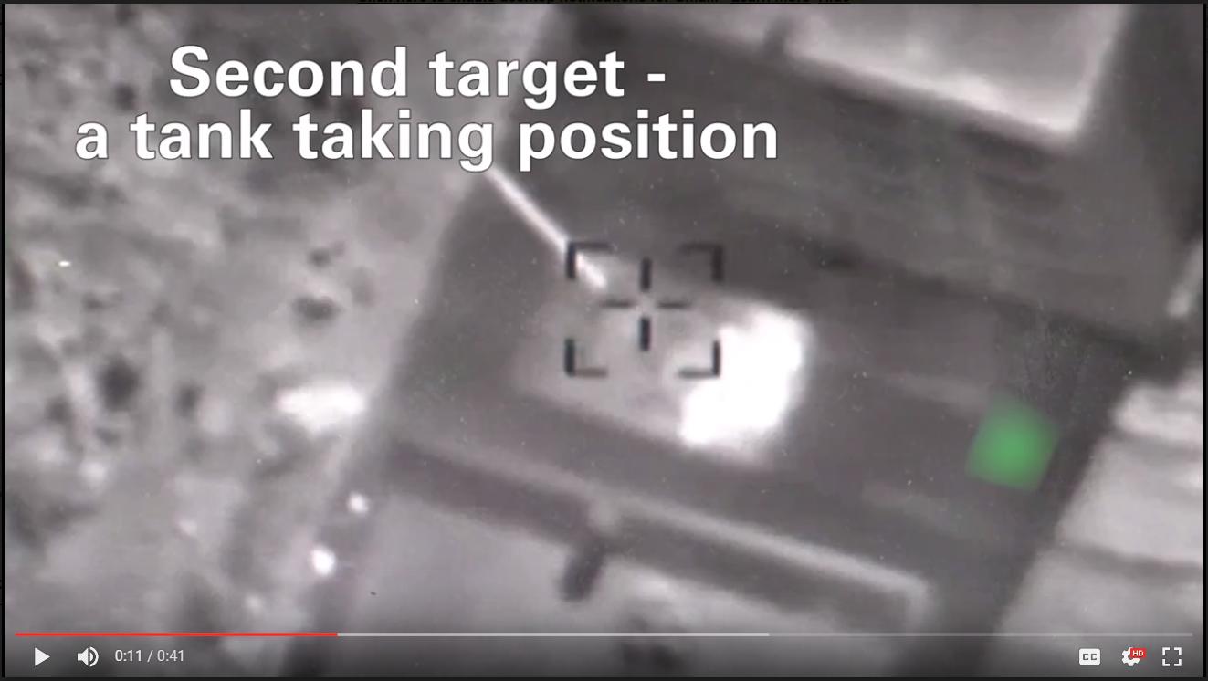 Syrie: Israël frappe 3 positions en riposte à des tirs en direction du Golan