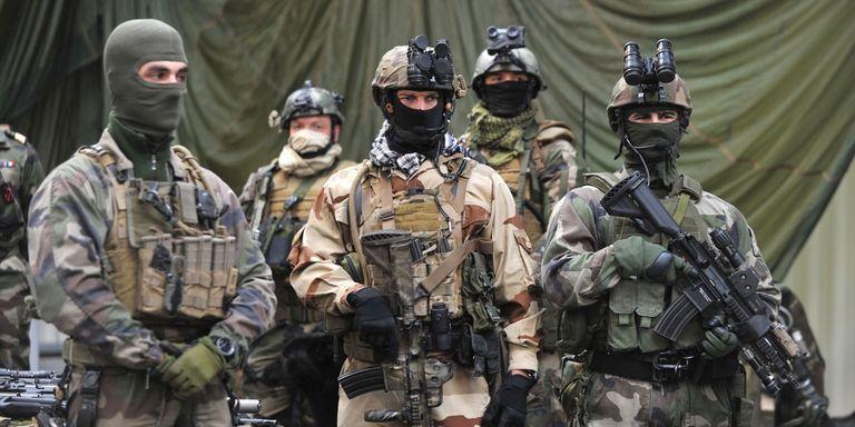 Syrie: Des Forces Spéciales Françaises Pour Conseiller Des Rebelles Arabo-kurdes