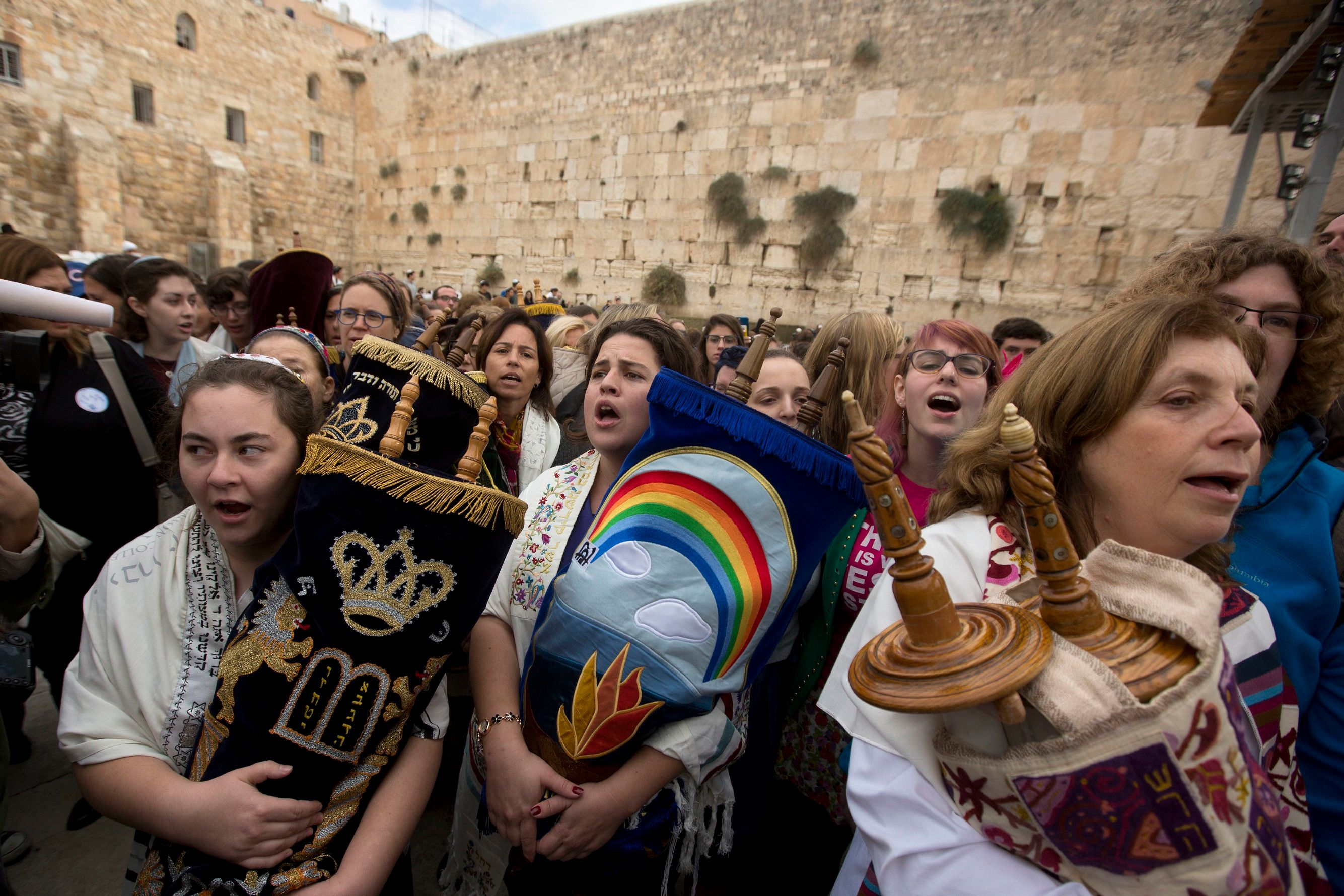 Supreme Court president quizzes government over frozen Western Wall prayer plan