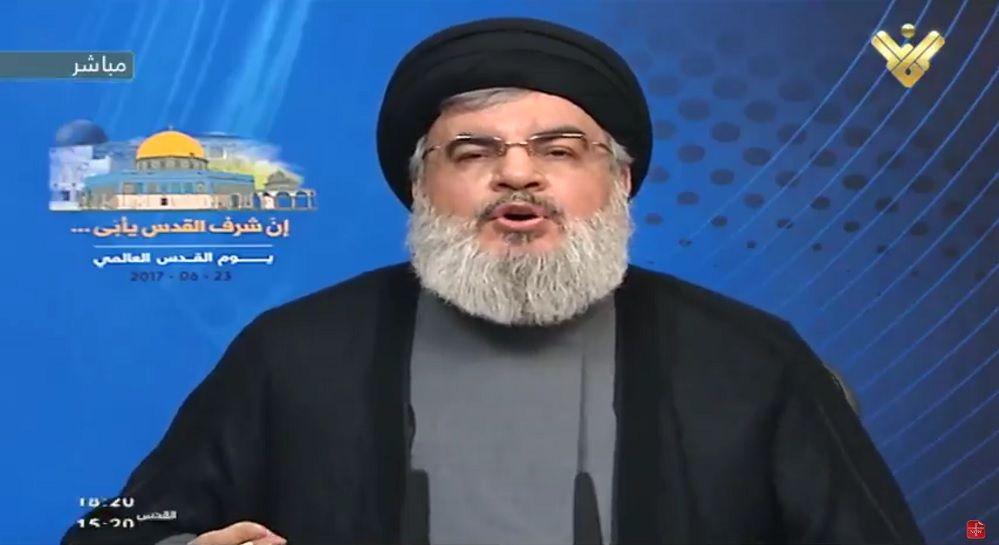 نصرالله يؤكد جهوزية حزب الله لمواجهة محتملة مع إسرائيل