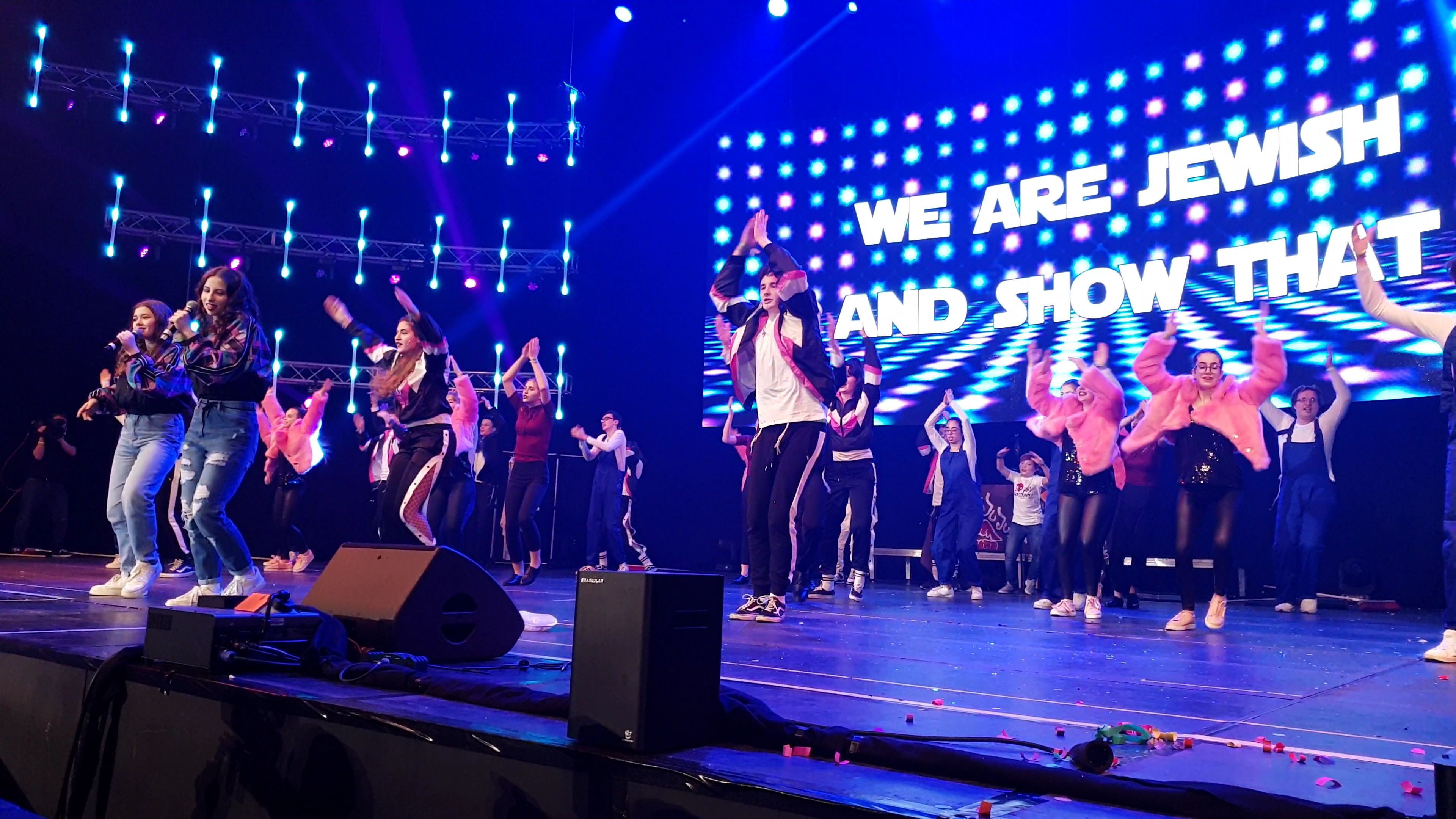 i24NEWS - Jewish-German youth showcase talent at annual