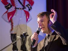 German politician courts further controversy with new party sporting nazi symbol
