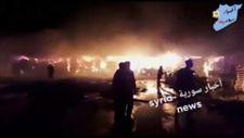 """Syrie: des médias d'Etat démentent des tirs vers """"des cibles aériennes hostiles"""""""