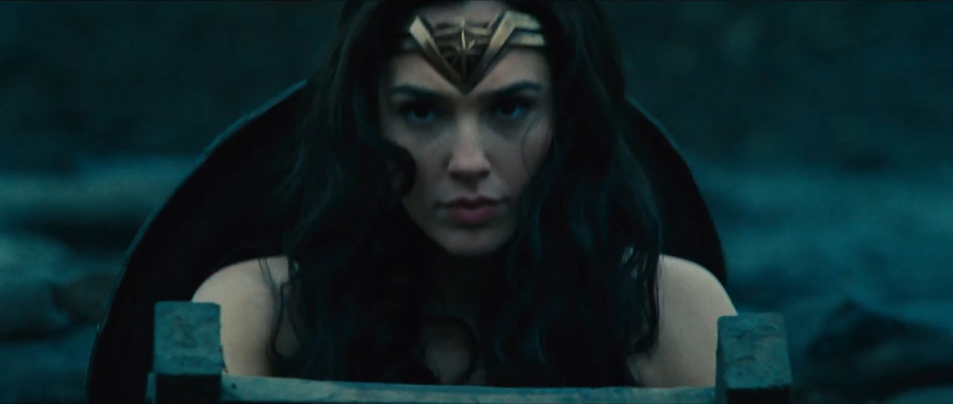 A Wonder Woman on the battlefield and at the box office