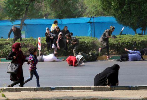IS propaganda video shows men allegedly en route to attack Ahvaz parade