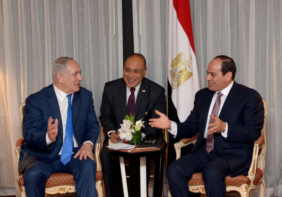 I24news Sisi Most Egyptians Support The Stable Peace Agreement