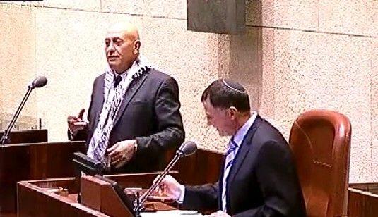 Un ex-député arabe israélien condamné à 2 ans de prison