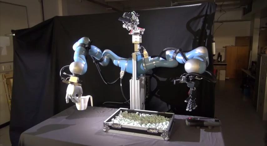 Gb un robot pour faire la vaisselle bient t pr t i24news voir plus loin - Robot pour faire soupe ...
