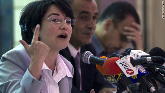 Israeli Arab MK Zoabi to step down after 10 years of controversial politics
