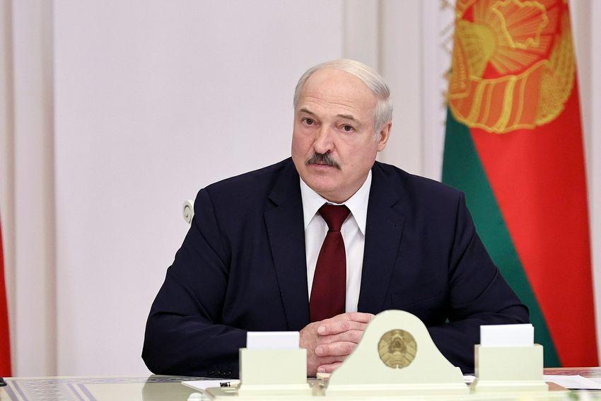 EU To Slap Sanctions On Lukashenko As Pressure On Belarus Increases - I24news