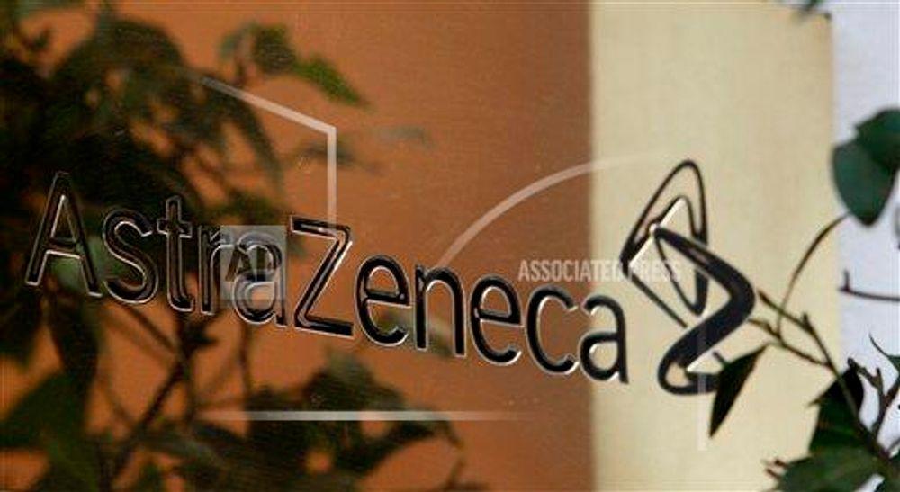 Siège mondial d'AstraZeneca à Londres, le 29 janvier 2009