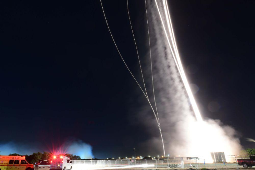 Des roquettes tirées de Gaza sur Tel Aviv