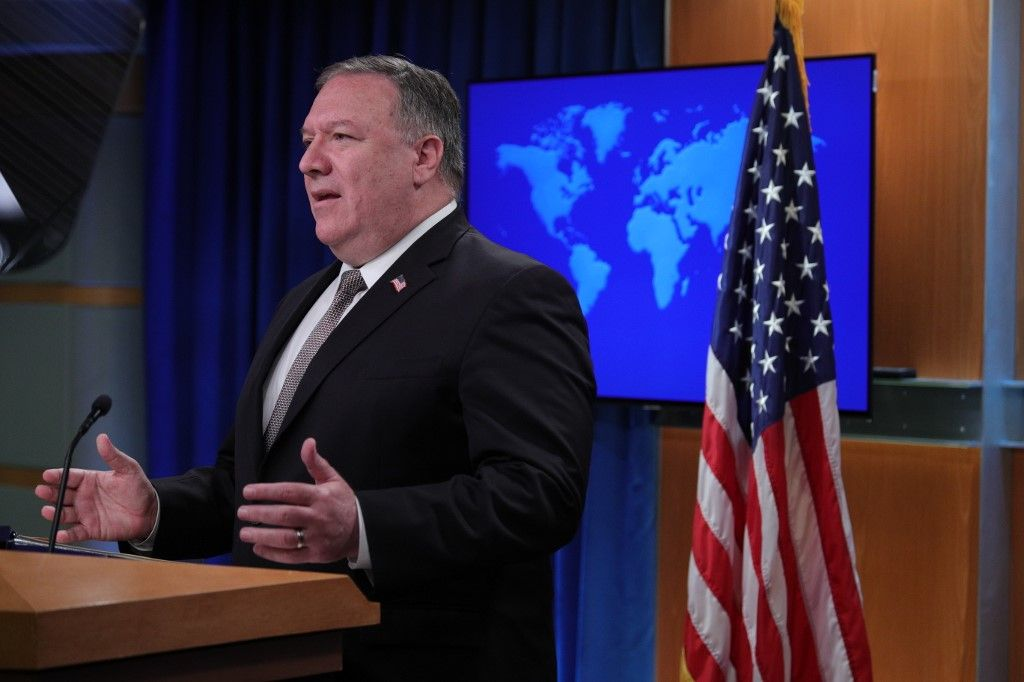 i24NEWS – Pompeo says US to prevent Iranian oil shipments to Hezbollah