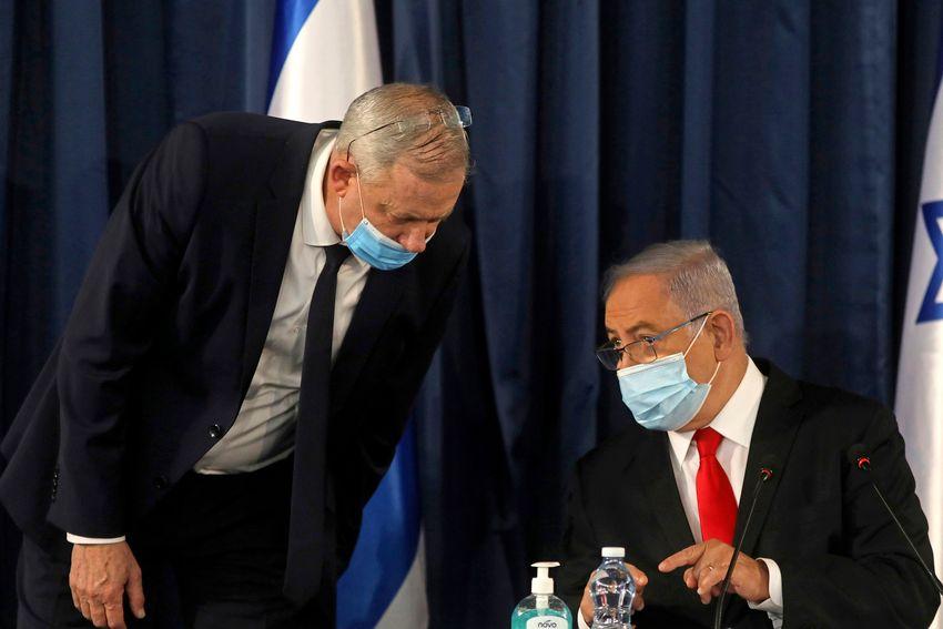 Netanyahu exige mudanças no acordo de coalizão para evitar eleições