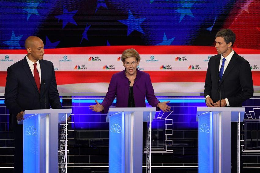 democratic primary debates 2020