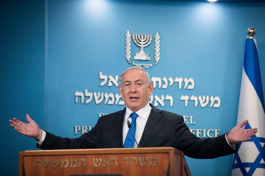 Netanyahu aceita 'compromisso' de orçamento