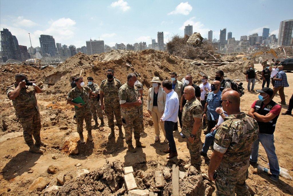i24NEWS – FBI investigators to join Beirut blast probe this weekend