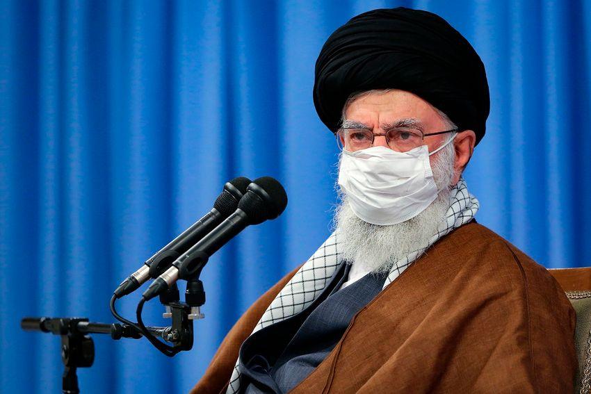 """La Présidentielle Américaine N'aura """"aucun Effet"""" Sur L'Iran (Khamenei) - I24news"""