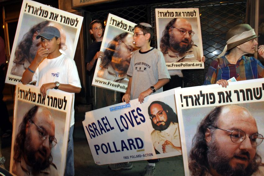 Jonathan Pollard Lands In Israel, 35 Years After Arrest For Giving Away US Secrets - I24news