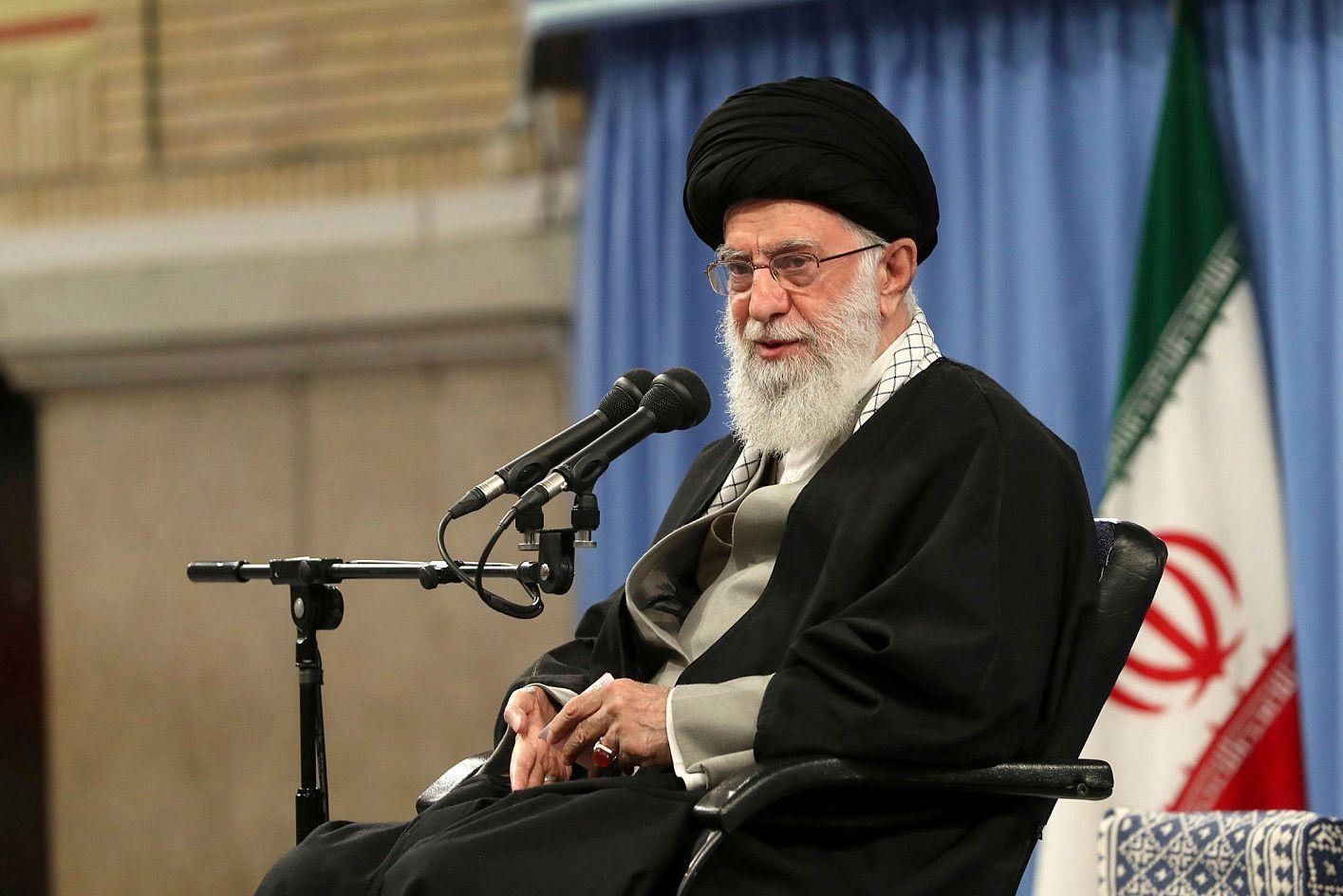 Iran's Ayatollah Khamenei Says Killing Of George Floyd Shows 'true Face' Of US - I24news