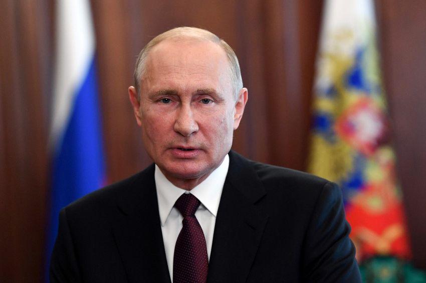 Putin Says Russia Developed First Coronavirus Vaccine Dose Administered To His Daughter I24news