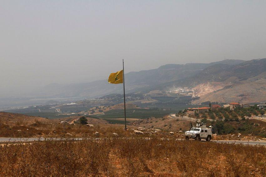 Hezbollah documenta 'boneca de soldado' IDF colocada na fronteira do Líbano