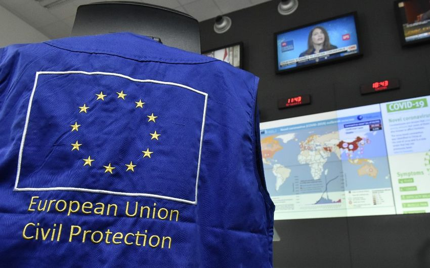 i24NEWS - EU announces 15 billion euros to combat coronavirus ...