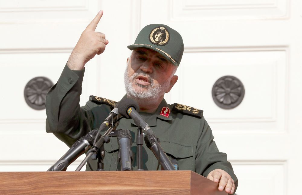 Top Iranian General Mocked After Unveiling Device Pedaled As Coronavirus Super-detector - I24news