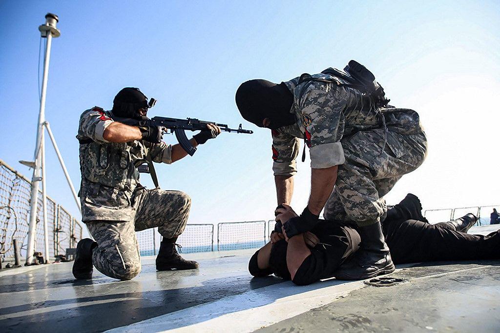 'Armed Iranians On Board' Says Oil Tanker Transcript – i24NEWS