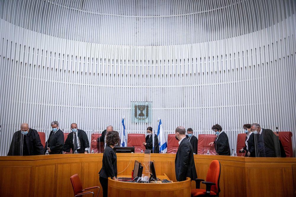 La Cour suprême israélienne