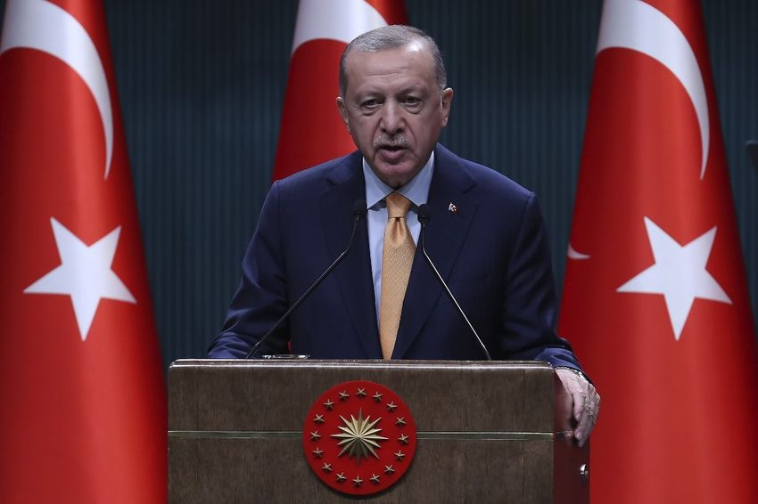 I24news Turkey Vows Legal Diplomatic Actions Over Charlie Hebdo Cartoon Mocking Erdogan