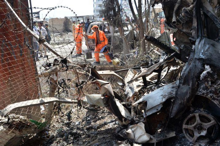 نتيجة بحث الصور عن مقتل 30 مدنيا جراء غارة لطائرة مسيرة أمريكية شرق أفغانستان