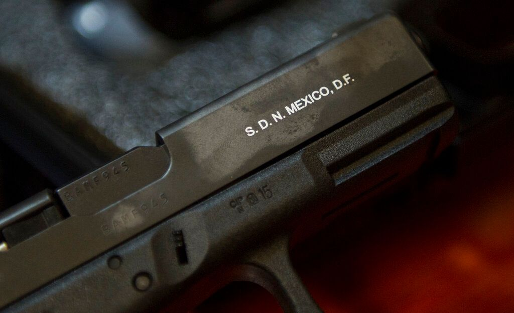 Mexico Sues US Gun Manufacturers Over Arms Trafficking – i24NEWS