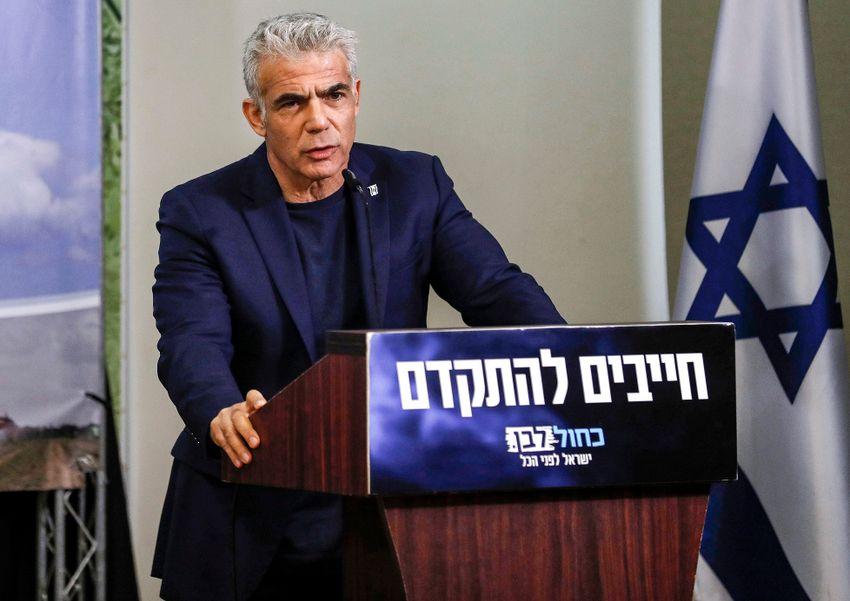 Lapid: Biden grande amigo de Israel