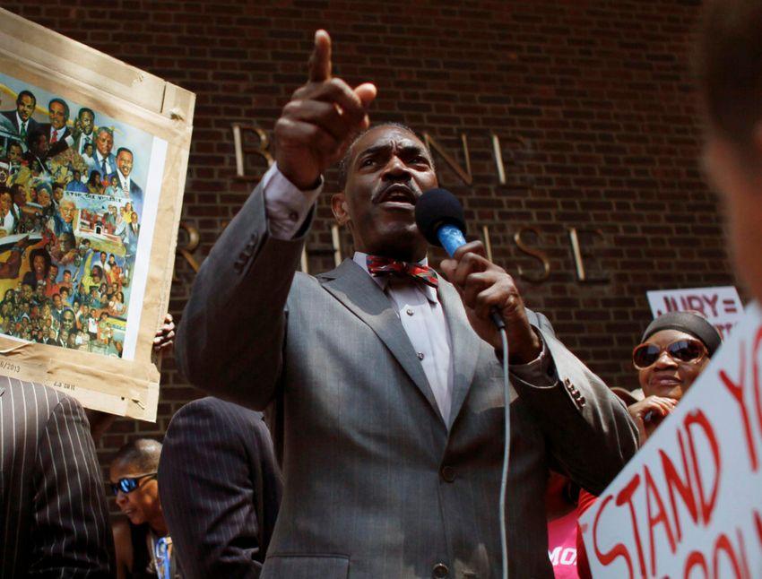 Líderes judeus e negros criticam o líder da NAACP de Philly por seu cargo anti-semita