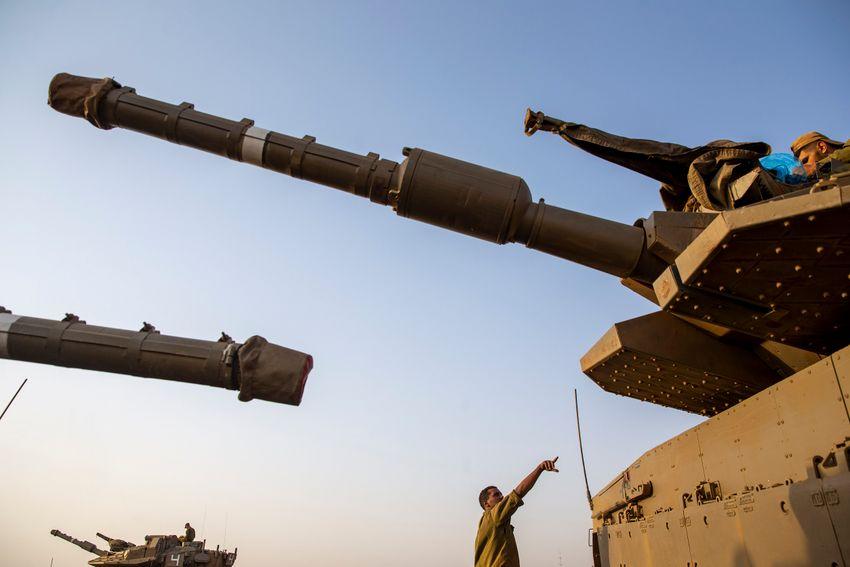IDF não realizará ataque preventivo  contra o Hezbollah