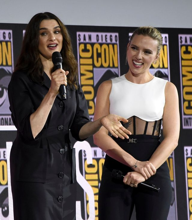 i24NEWS - Marvel's superhero film stars storm Comic-Con as 'Endgame