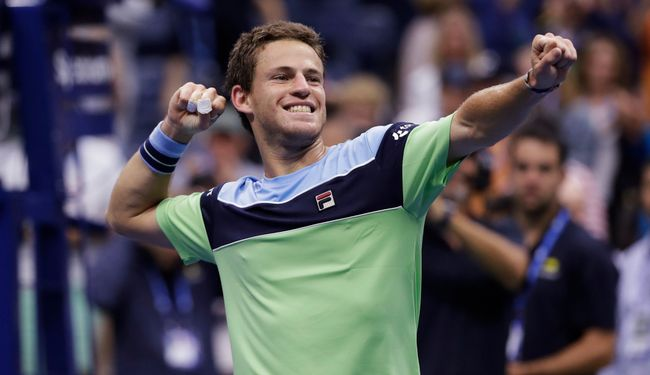 I24news David Triumphs Over Goliath This Time On The Tennis Court