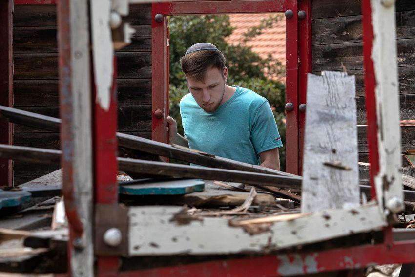 i24NEWS - LIVEBLOG: Barrage of rockets launched into ... Rockets Gaza Strip Israel
