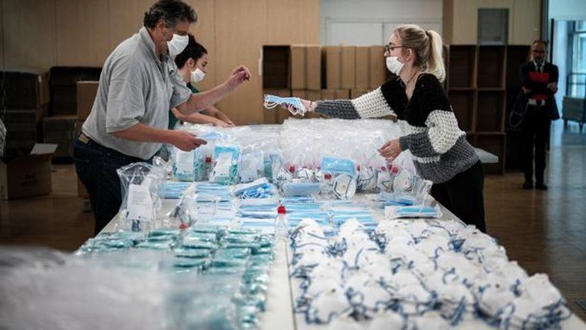 masque contre le coronavirus