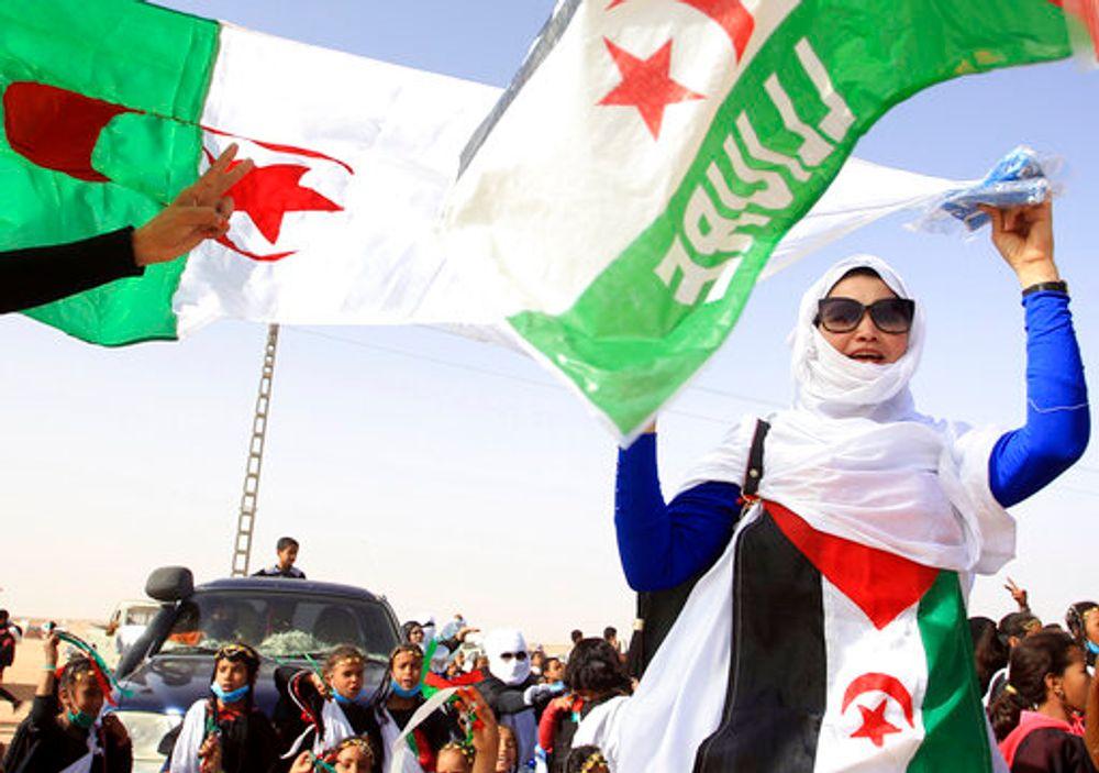 احتفالات البوليساريو بالذكرى 45 لتأسيس الجمهورية العربية الصحراوية الديمقراطية يوم السبت 27 فبراير 2021