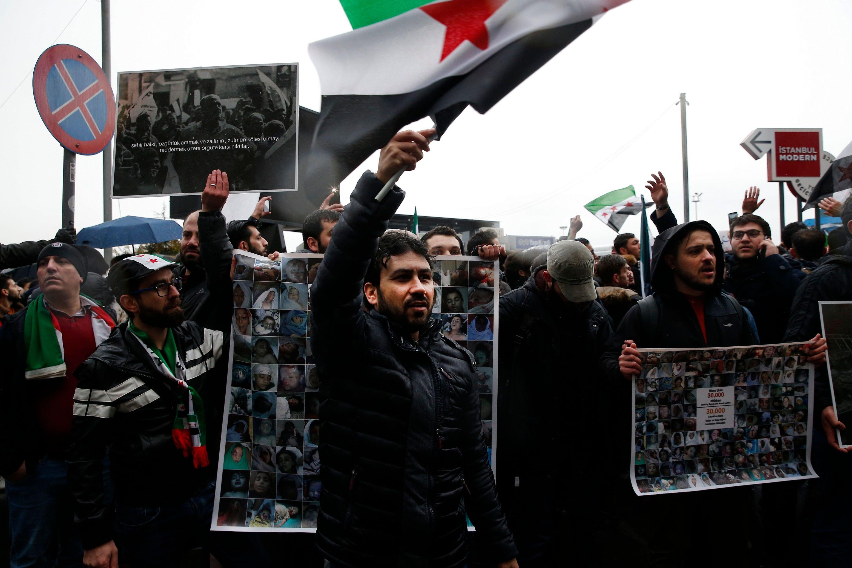 Syria: War Monitor Says 2019 Death Toll Lowest