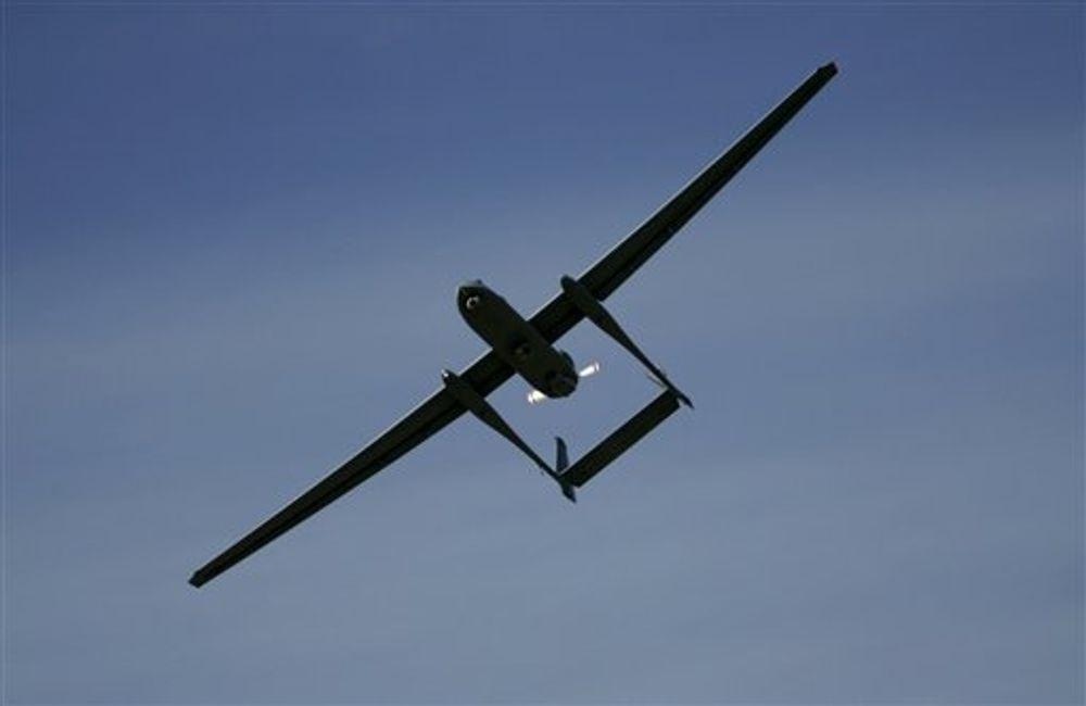 Image d'illustration - Un drone