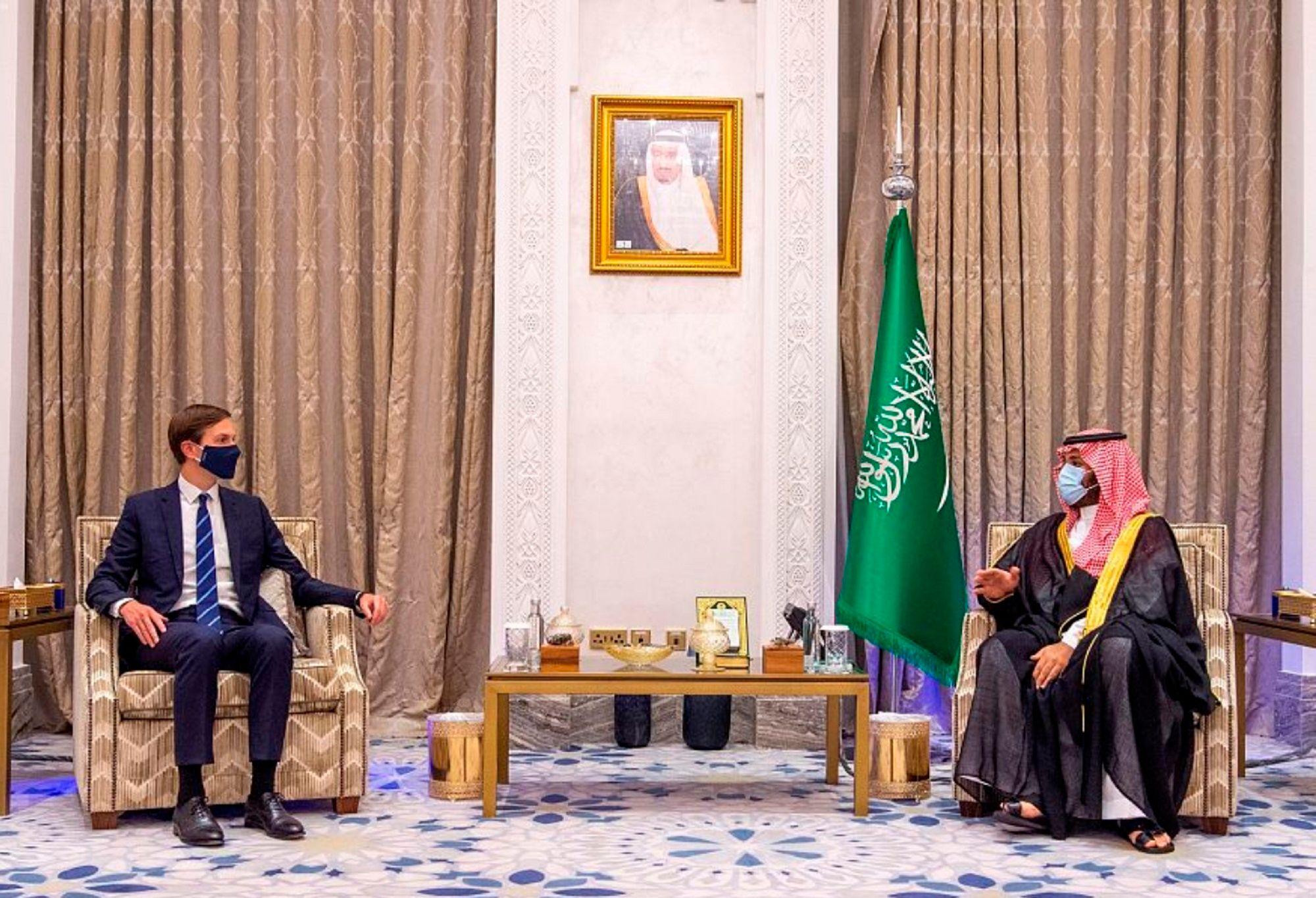 ما هو الدور الذي برع فيه كوشنر في حل الخلاف بين قطر والسعودية