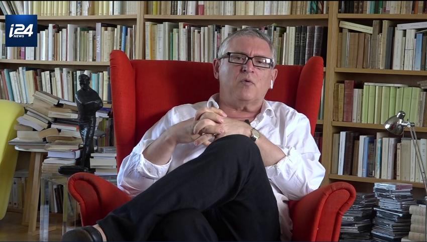 Le philosophe Michel Onfray, invité d'Elie Chouraqui, le 31 mai 2020