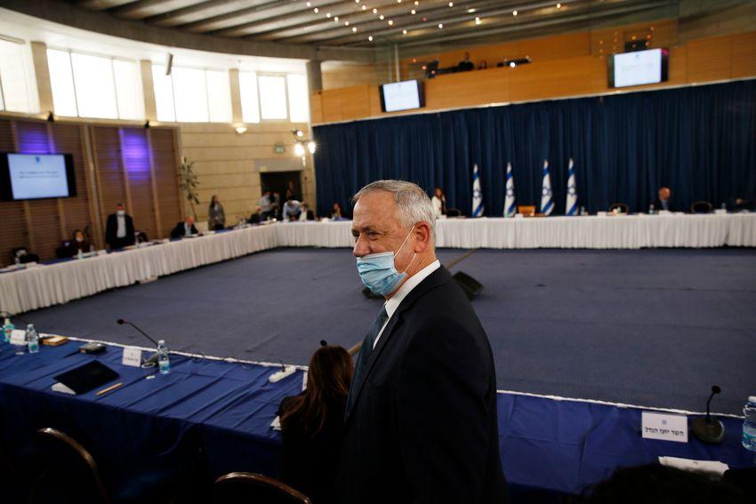 Gantz ordena que IDF se prepare para possível anexação parcial da Cisjordânia